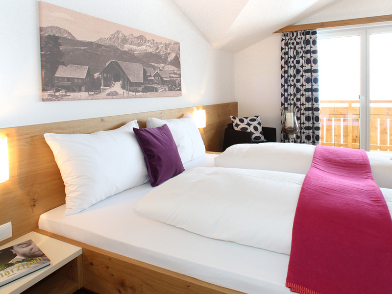 Junior Suite at Hotel Winterer in Schladming
